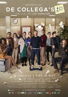 De Collega's 2.0 - Belgian Movie Poster (xs thumbnail)