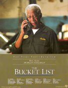 The Bucket List - poster (xs thumbnail)