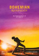 Bohemian Rhapsody - Romanian Movie Poster (xs thumbnail)