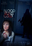 Blood Runs Cold - Movie Poster (xs thumbnail)