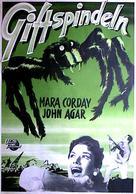 Tarantula - Swedish Movie Poster (xs thumbnail)
