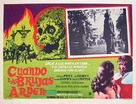 Witchfinder General - Mexican Movie Poster (xs thumbnail)