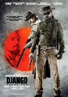 Django Unchained - Italian Movie Poster (xs thumbnail)