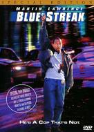 Blue Streak - DVD cover (xs thumbnail)