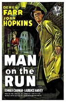 Man on the Run - British Movie Poster (xs thumbnail)