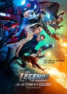 """""""DC's Legends of Tomorrow"""" - French Movie Poster (xs thumbnail)"""
