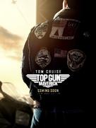 Top Gun: Maverick - British Movie Poster (xs thumbnail)