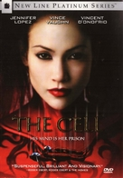 The Cell - DVD movie cover (xs thumbnail)