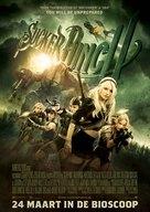 Sucker Punch - Dutch Movie Poster (xs thumbnail)