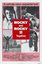Rocky II - Combo movie poster (xs thumbnail)
