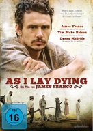 As I Lay Dying - German DVD movie cover (xs thumbnail)