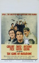 The Guns of Navarone - Movie Poster (xs thumbnail)