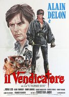 La tulipe noire - Italian Movie Poster (xs thumbnail)