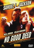 No Good Deed - Finnish DVD cover (xs thumbnail)
