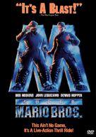 Super Mario Bros. - DVD movie cover (xs thumbnail)