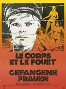 Gefangene Frauen - French Movie Poster (xs thumbnail)