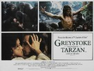 Greystoke - British Movie Poster (xs thumbnail)