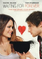 Waiting for Forever - DVD cover (xs thumbnail)