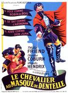 The Highwayman - French Movie Poster (xs thumbnail)