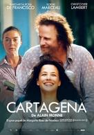 L'homme de chevet - Colombian Movie Poster (xs thumbnail)