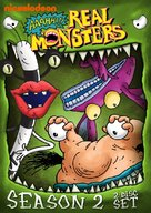 """Aaahh!!! Real Monsters"" - DVD cover (xs thumbnail)"