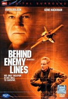 Behind Enemy Lines - South Korean DVD cover (xs thumbnail)