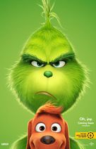 The Grinch - Hungarian Movie Poster (xs thumbnail)