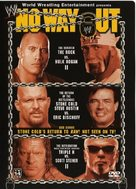 WWE No Way Out - DVD movie cover (xs thumbnail)
