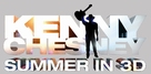 Kenny Chesney: Summer in 3D - Logo (xs thumbnail)