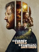 Pacto de Fuga - French Video on demand movie cover (xs thumbnail)