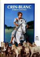 Crin blanc: Le cheval sauvage - French Movie Poster (xs thumbnail)
