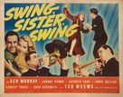 Swing, Sister, Swing - Movie Poster (xs thumbnail)
