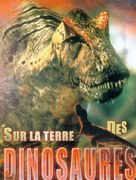 """Walking with Dinosaurs"" - French DVD movie cover (xs thumbnail)"