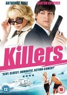 Killers - British DVD movie cover (xs thumbnail)