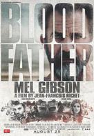 Blood Father - Australian Movie Poster (xs thumbnail)