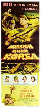 Mission Over Korea - Movie Poster (xs thumbnail)
