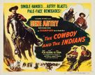 The Cowboy and the Indians - Movie Poster (xs thumbnail)