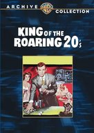 King of the Roaring 20's - The Story of Arnold Rothstein - DVD cover (xs thumbnail)