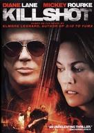 Killshot - DVD cover (xs thumbnail)