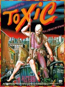 The Toxic Avenger - French Movie Poster (xs thumbnail)