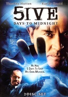 5ive Days to Midnight - Movie Cover (xs thumbnail)