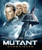 Mutant Chronicles - Blu-Ray movie cover (xs thumbnail)