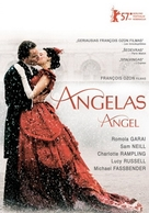 Angel - Lithuanian Movie Poster (xs thumbnail)