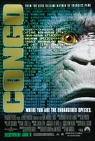 Congo - Movie Poster (xs thumbnail)