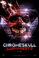 ChromeSkull: Laid to Rest 2 - Movie Poster (xs thumbnail)