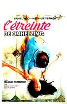 L'etreinte - Belgian Movie Poster (xs thumbnail)