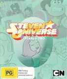 """Steven Universe"" - Australian Blu-Ray movie cover (xs thumbnail)"