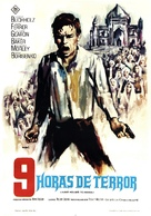 Nine Hours to Rama - Spanish Movie Poster (xs thumbnail)