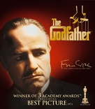 The Godfather - Blu-Ray movie cover (xs thumbnail)