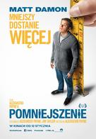 Downsizing - Polish Movie Poster (xs thumbnail)